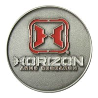 Horizon Arms Research Challenge Coin