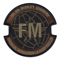 HQ AMC FM OCP Patch