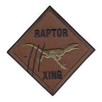 7 IS Raptor Xing OCP Patch