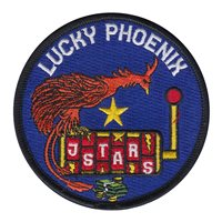 16 ACCS Lucky Phoenix Patch