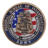 FBI SDWV Patch