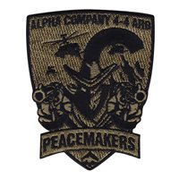 A Co 4-4 ARB Peacemakers Heritage Patch