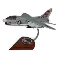 Design Your Own A-7 Corsair II Custom Airplane Model