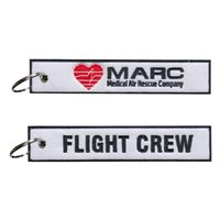 Medical Air Rescue Company Key Flag