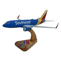 Southwest Boeing 737-700 Custom Airplane Model