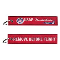 USAF F-16 Thunderbirds Key Flag