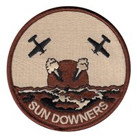 VFC-111 Sun Downers Desert Patch