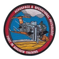 47 MDOS First In Aircrew Training  Patch