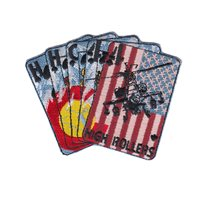 4-4 ARB High Rollers Card Patch