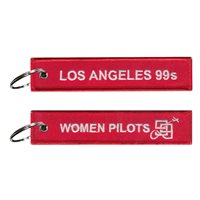Los Angeles 99s Key Flag