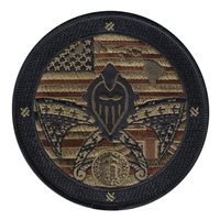AFOSI ICON Center Det 1 OL-A Patch