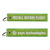 Exyn Technologies Key Flag