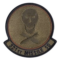 321 MS Jolly Roger OCP Patch