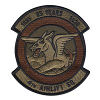 4 AS 85 Years OCP Patch
