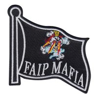 89 FTS FAIP Mafia  Flag Patch