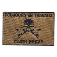 724 Heavy Repair Patch