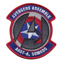 US Army SOMEDD ARST-A Patch