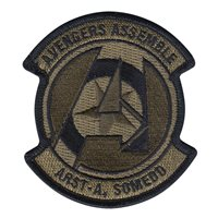 US Army SOMEDD ARST-A OCP Patch