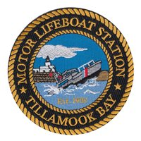 USCG Station Tillamook Bay Patch