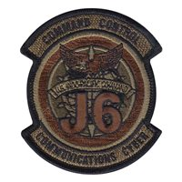 USINDOPACOM J6 OCP Patch