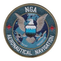 NGA Aeronautical Navigation Office Patch