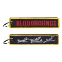 VX -30 Red Bloodhounds Key Flag