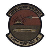 649 MUNS OCP Patch