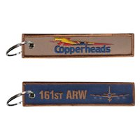 197 ARS Copperheads Key Flag