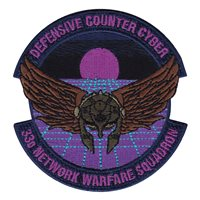 33 NWS DCC Patch