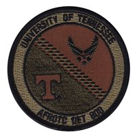AFROTC Det 800 University of Tennessee Round OCP Patch