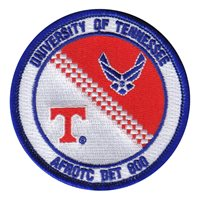 AFROTC Det 800 University of Tennessee Round Patch