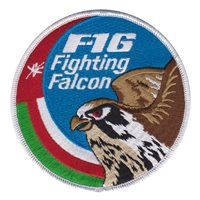 F-16 Oman Fighting Falcon Patch