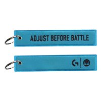 Logitech ABB Blue Key Flag