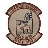 741 MSFS Charlie Flight Desert Patch