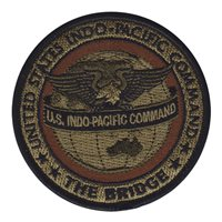 USINDOPACOM Bridge OCP Patch
