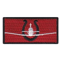 37 FS Mustang Pencil Patch