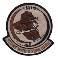 Iraqi Air force SQ 115 Patch