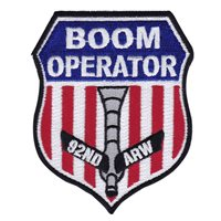 92 ARW Boom Operator Patch