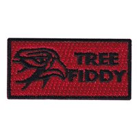 350 ARS Tree Fiddy Pencil Patch