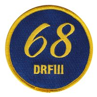 USNA DRFIII Memorial Patch