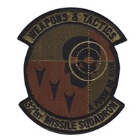 321 MS Weapon & Tactics OCP Patch