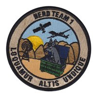 AFRL Nerd Team 1 Patch
