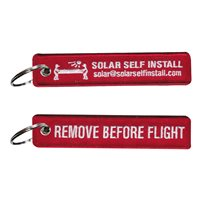Solar Self Install LLC Key Flag