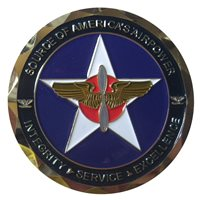 12 FTW Challenge Coin