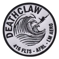416 FLTS Death Claw Patch