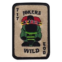 717 EOD CO Wild Jokers Patch