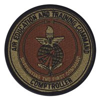 HQ AETC FM and Comptroller OCP Patch