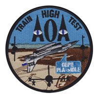 416 FLTS Train High Test Patch