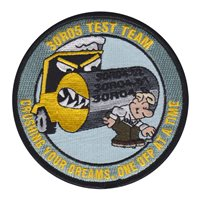 461 FLTS 30R05 Test Team Patch