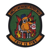 633 MDOS Emergency Department Patch